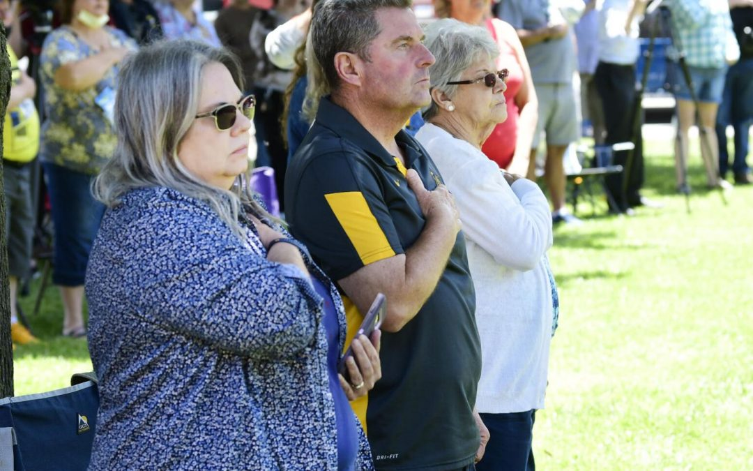 Bluefield Daily Telegraph – Princeton holds live concert in memory of nation's many veterans