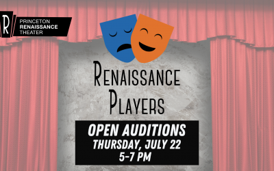 Open Auditions for Renaissance Players