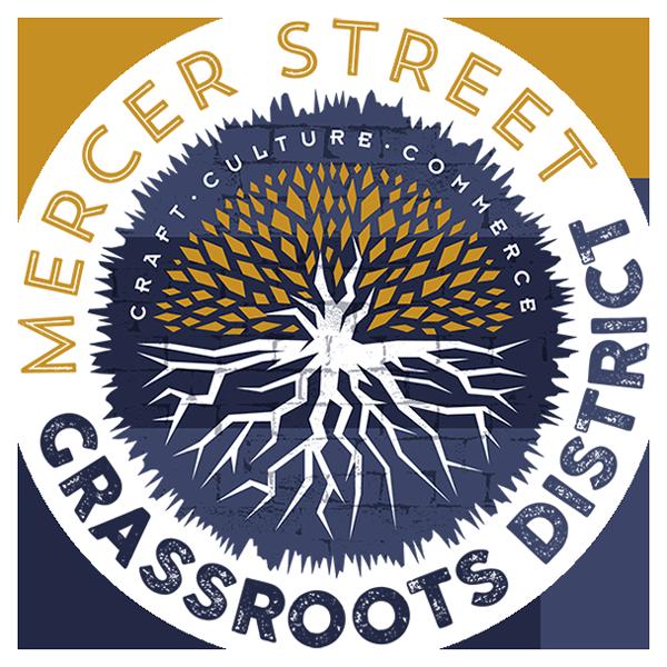 MercerGrassRoots_Logo-White-Outline