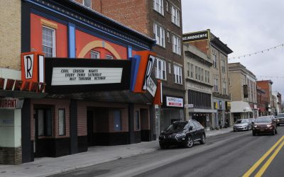 Bluefield Daily Telegraph – Renaissance Theater aims to open doors to public again in 2021