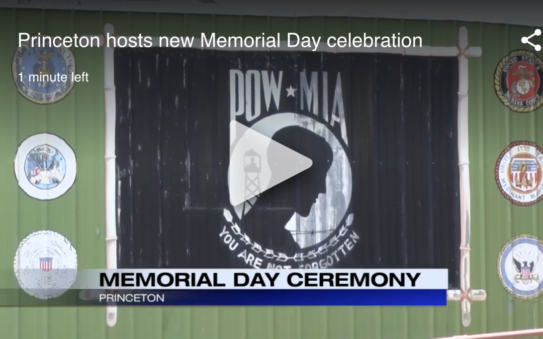 WVNS FOX 59 – Princeton hosts new Memorial Day celebration